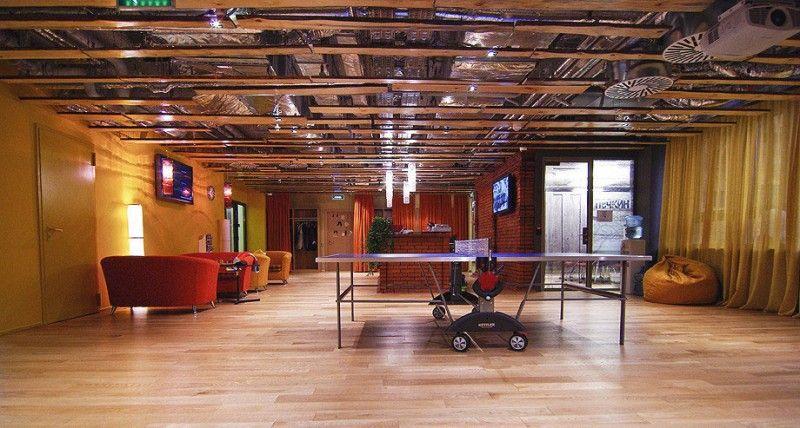Unique Ceiling Design Google Russia Office: Unique Ceiling Design ...