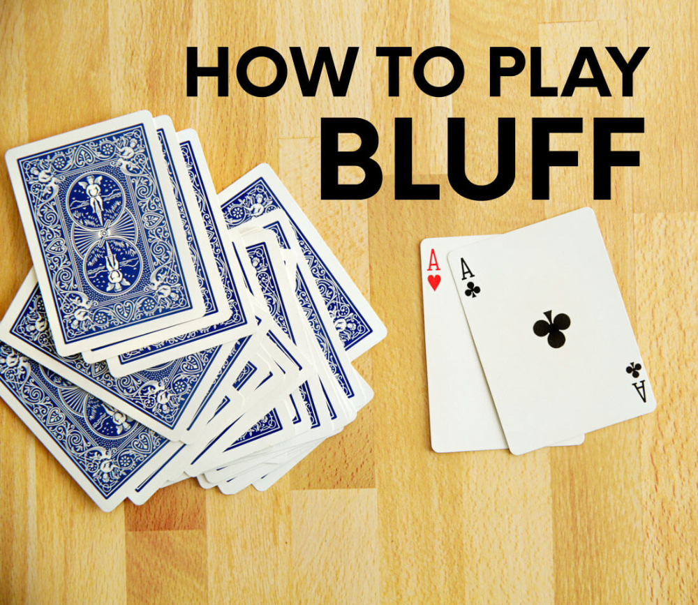 How To Play Bluff Card Games For Kids Fun Card Games Family Card Games