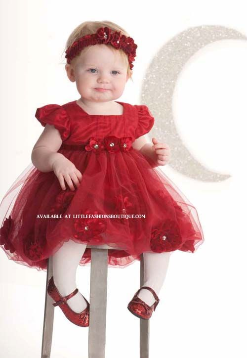 christmas dresses for baby girls - Google Search | My Future Girls ...