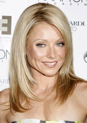 Image detail for -Kelly Ripa Hairstyle - Top Celebrity Hairstyle ...