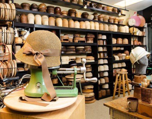 Weekend Getaways 72 Hours In Portland Oregon Hats Vintage Millinery Hats Millinery