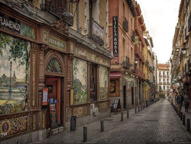 Madrid   Spain - Passport Life