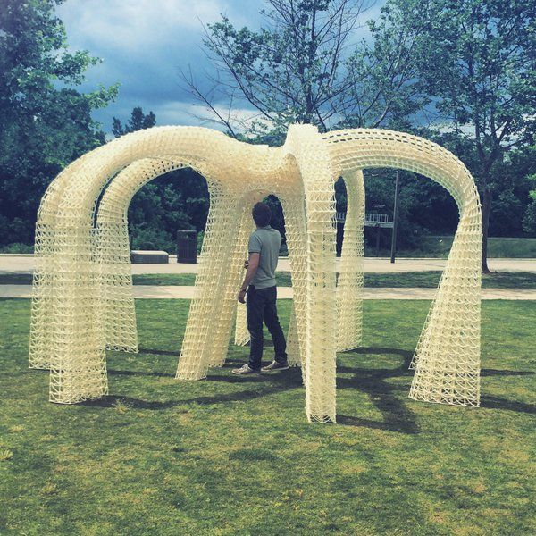 Technology Meets Nature 3d Printing Industry 3d Printed Building 3d Printing Industry 3d Printing