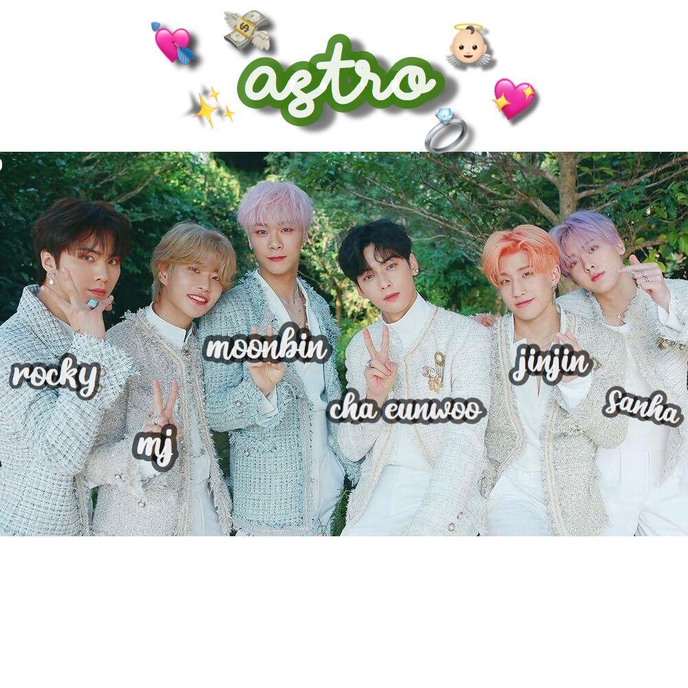 Pin De Morena Mejia En Astro Idols Coreanos Kpop Artistas