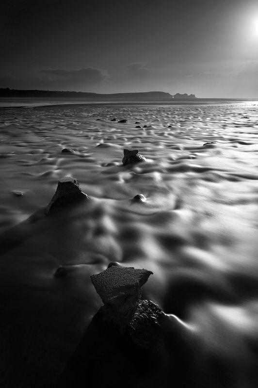 Presqu'île de Crozon ~ Plage de Kerloch' ~ Bretagne, Finistère (© Fabrice Le Borgne)