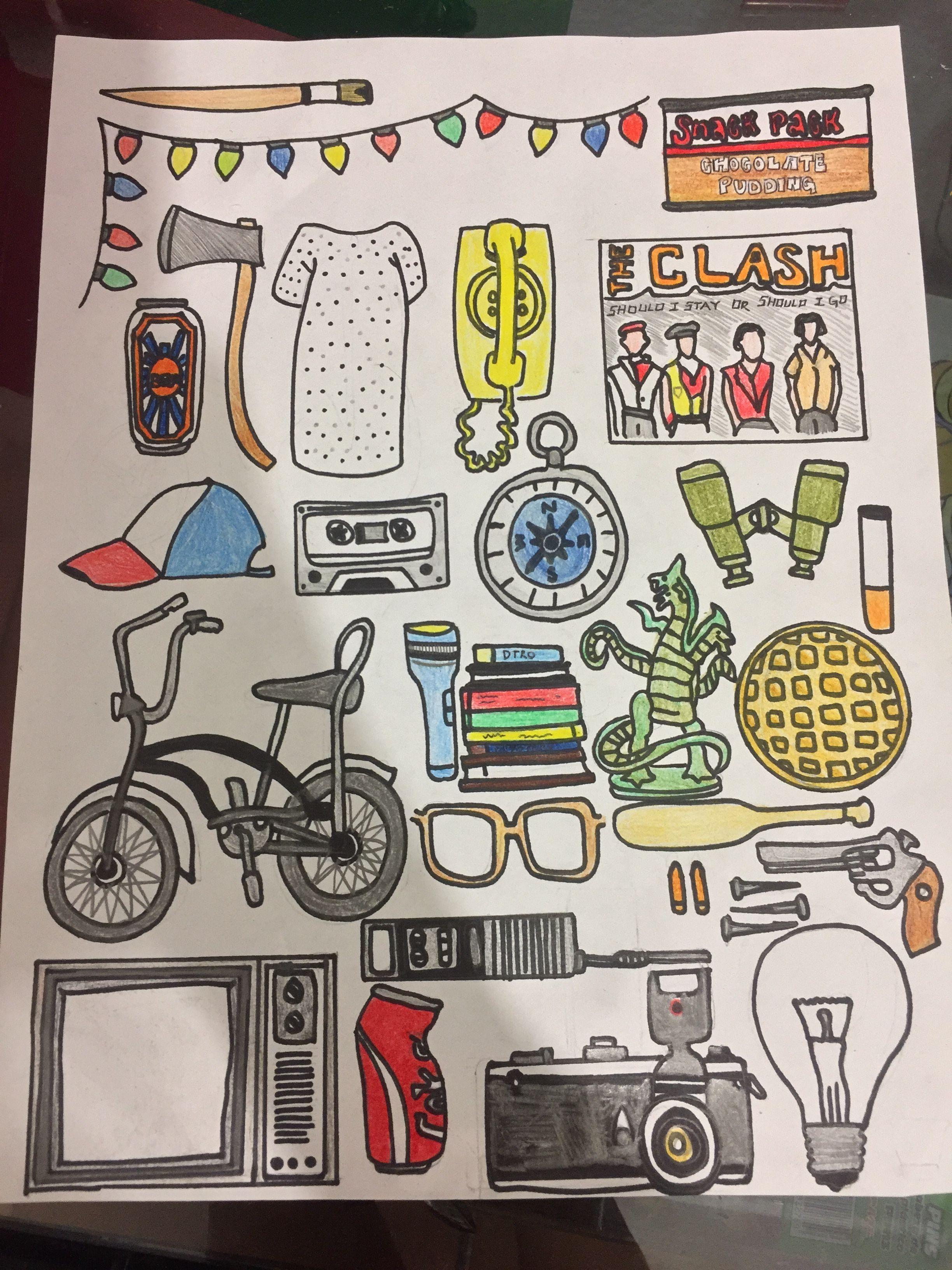 Cosas Más Extrañas Dibujos Bonitos Para Dibujar Dibujos Simples Tumblr Dibujos Sencillos