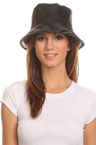 Twist to Pack Rain Hat - travel friendly!  9017253b84a7