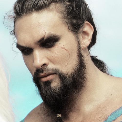 Khal Drogo ~ Game Of Thrones