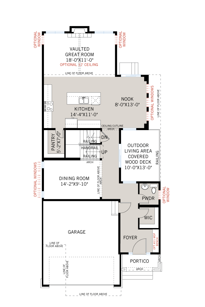 Triverton cardel homes house plans pinterest denver condos cardel homes builds single family homes townhomes and condos in popular communities throughout calgary ottawa denver and tampa malvernweather Gallery