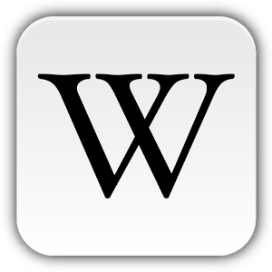 wikipedia app logo | More Logos