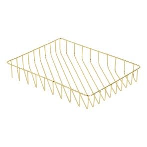 A4 Wire Tray Gold Stationery Gift Stationery Filing