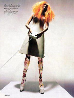avant garde fashion history