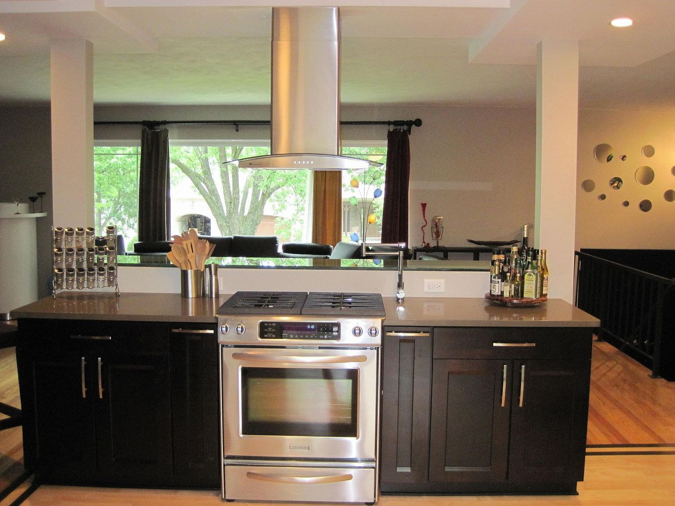 Kitchen Remodel Home Decor Home Improvement Kitchen Design Amusing 2 Wall Kitchen Designs Design Ideas