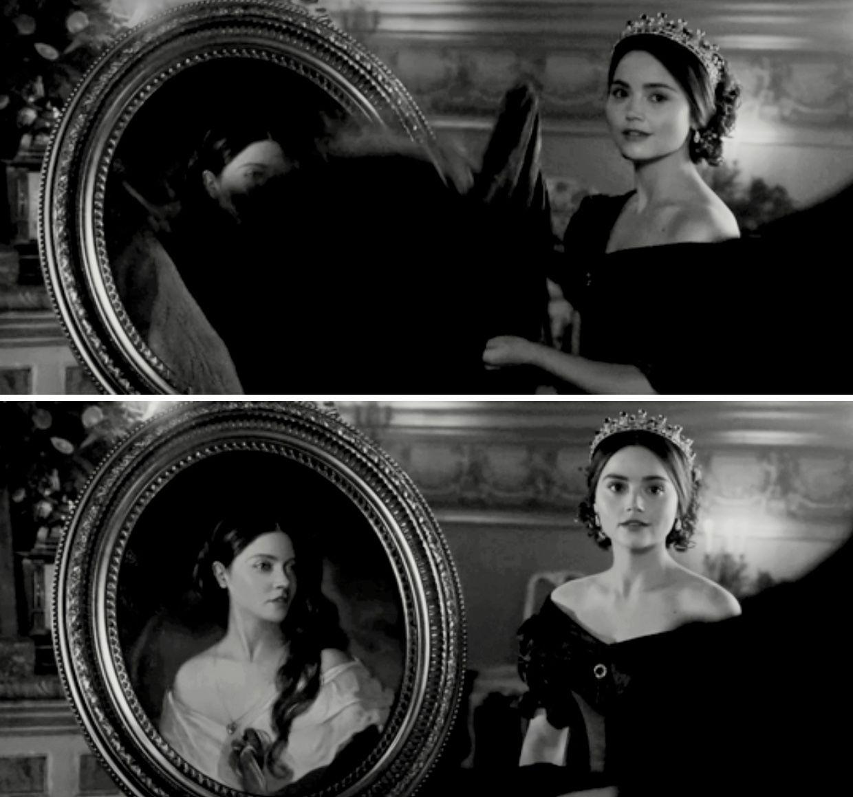 Victoria Unveils Her Portrait Comfort And Joy Victoria Itv Queen Victoria Tv Show Queen Victoria Prince Albert