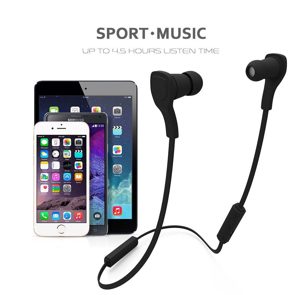 35feffae0a1 Sport Stereo Headphone Wireless Bluetooth Headset Earphone For Iphone  Samsung Lg