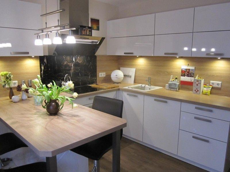 Unsere neue Küche ist fertig Der Hersteller ist Bauformat - Cube - schöne mülleimer für die küche