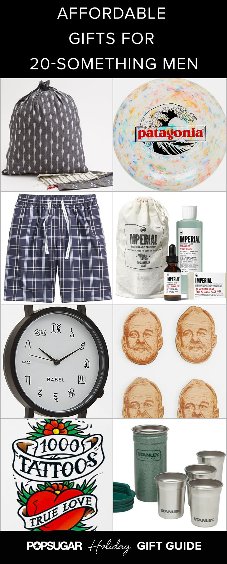 41 Affordable Gifts For Men in Their 20s | Pinterest | Gift, Xmas ...