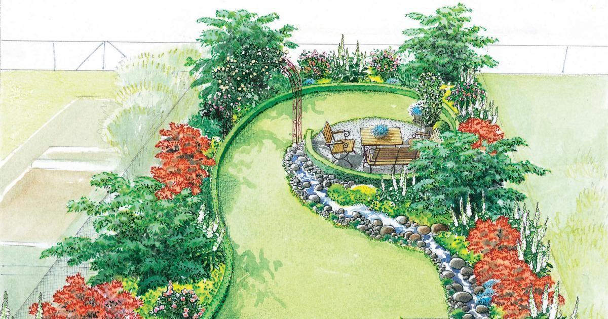 Garten Anlegen Gestaltungstipps Fur Einsteiger Home Garden
