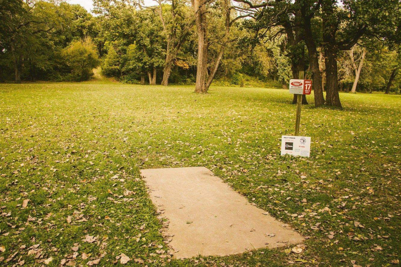 Marilla Park Disc Golf Course Disc Golf Courses Disc Golf Frisbee Golf