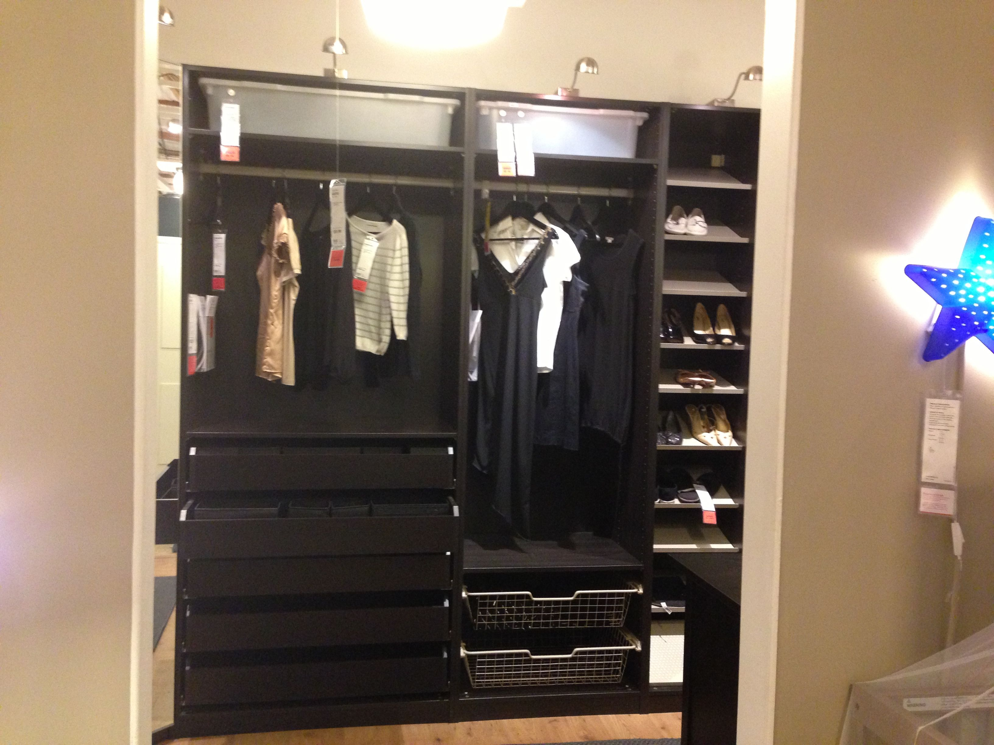 Ikea Closet House Decor Ideas Pinterest