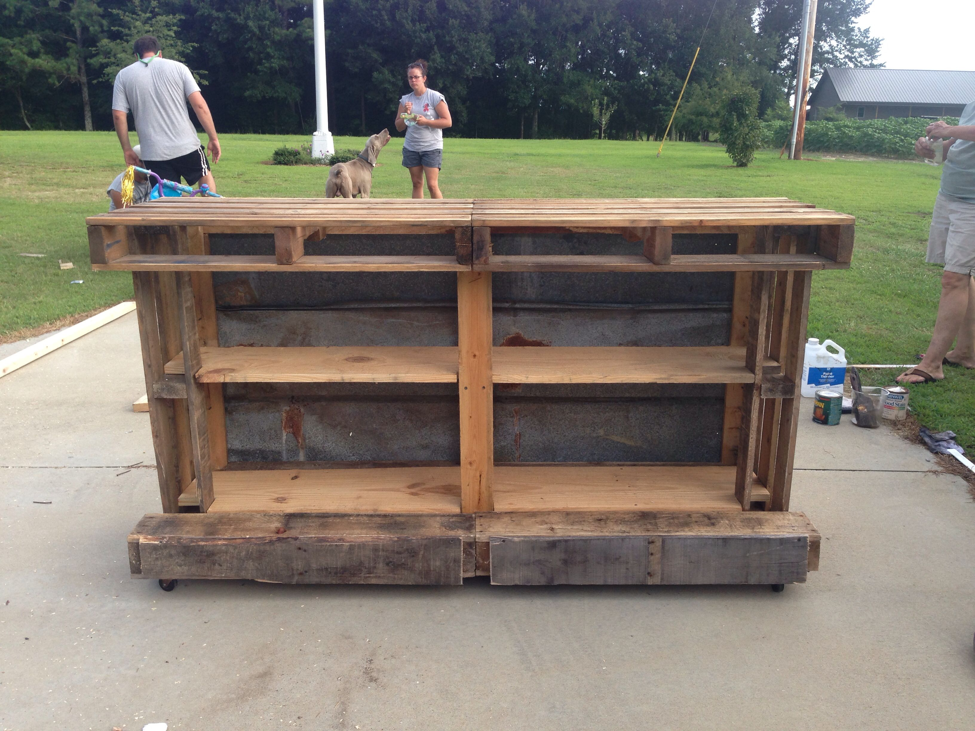 Awesome Pallet Bar Favorite Places Amp Spaces Pallet