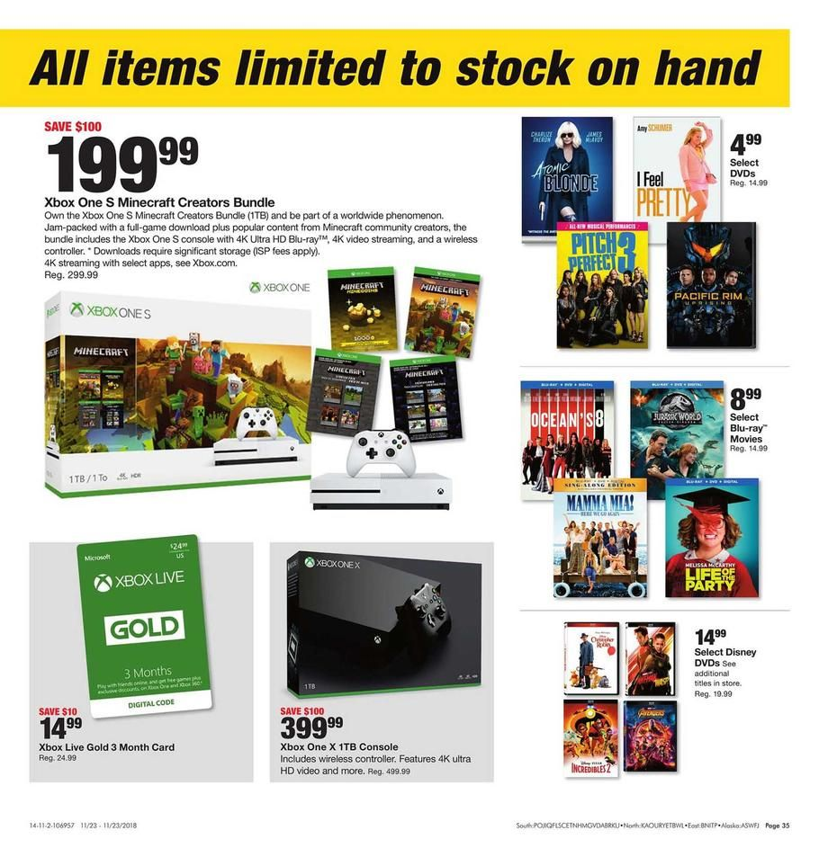 Fred Meyer Black Friday Ad Scan Deals And Sales 2019 Black Friday Ads Black Friday Fred Meyer