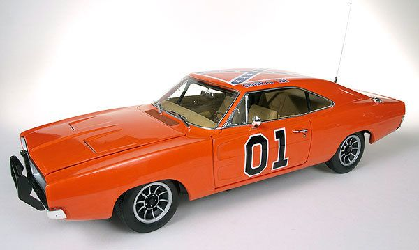 ertl 1:64 The Dukes of Hazzard #01 general lee dodge charger die cast Beautiful