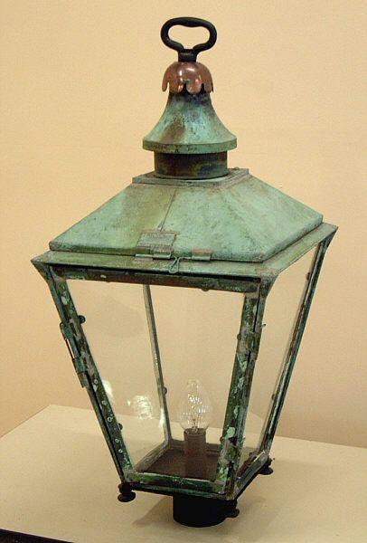 Google image result for httpimagesofakindantiques w parkinson co antique lamp post lantern mozeypictures Images