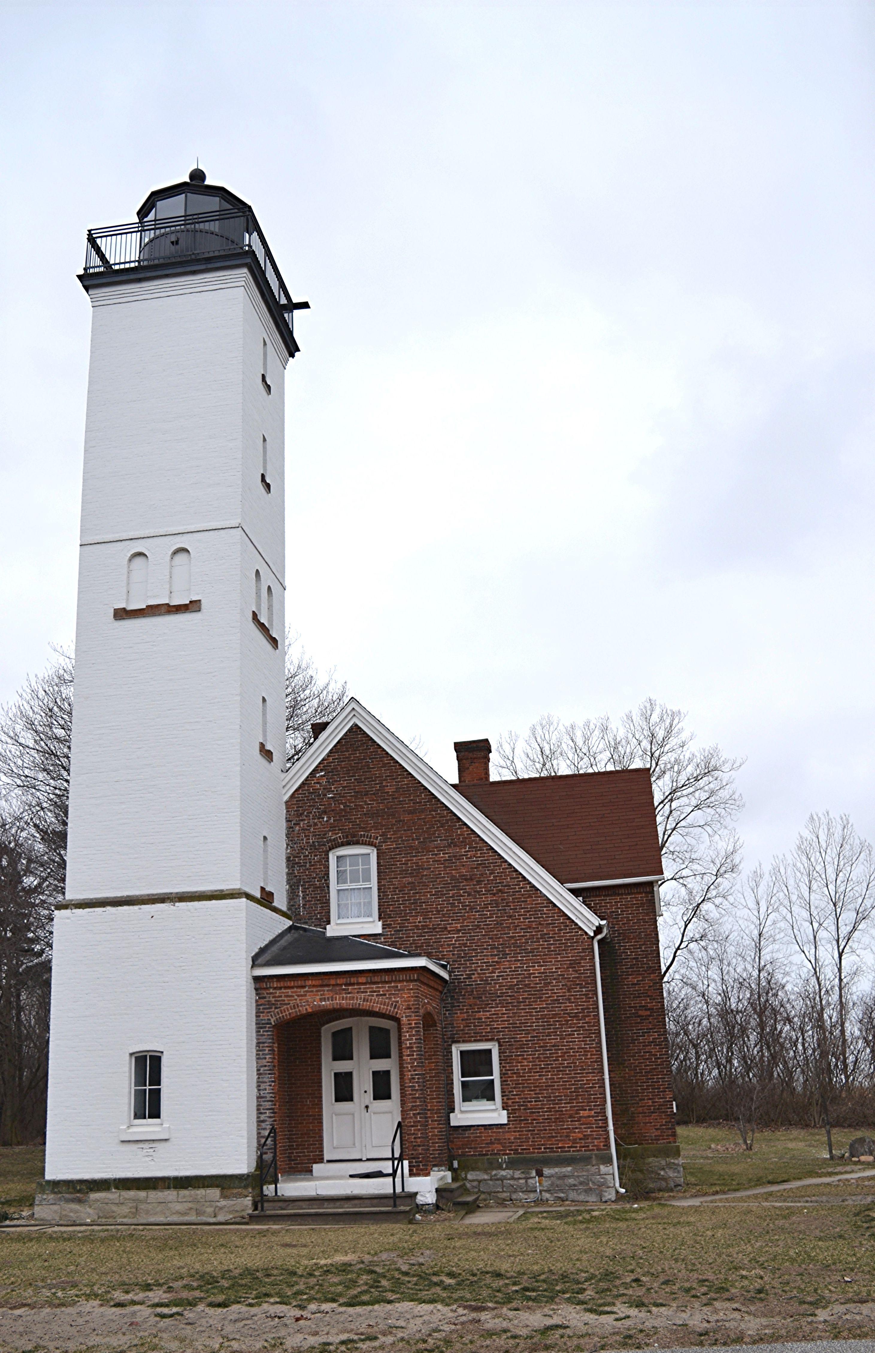 Presque isle Lighthouse Erie Pa Presque isle