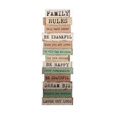 wooden family signs - Google Search