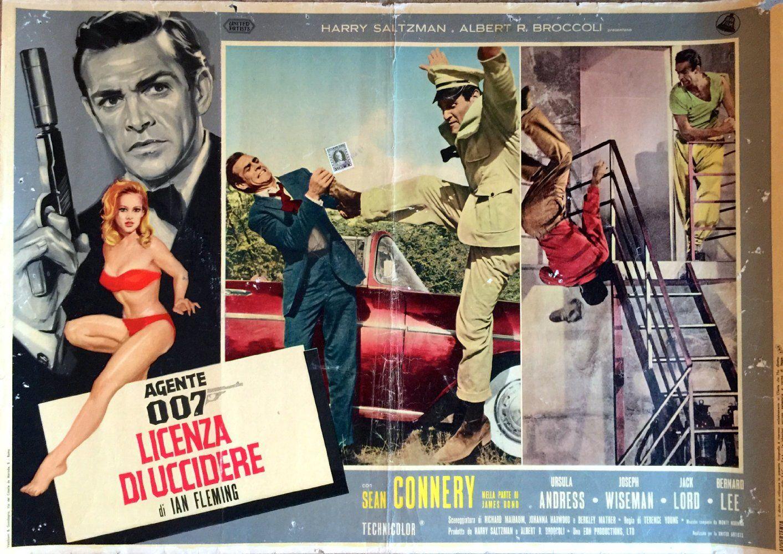 Dr No 1962 Imdb James Bond Movies Sean Connery