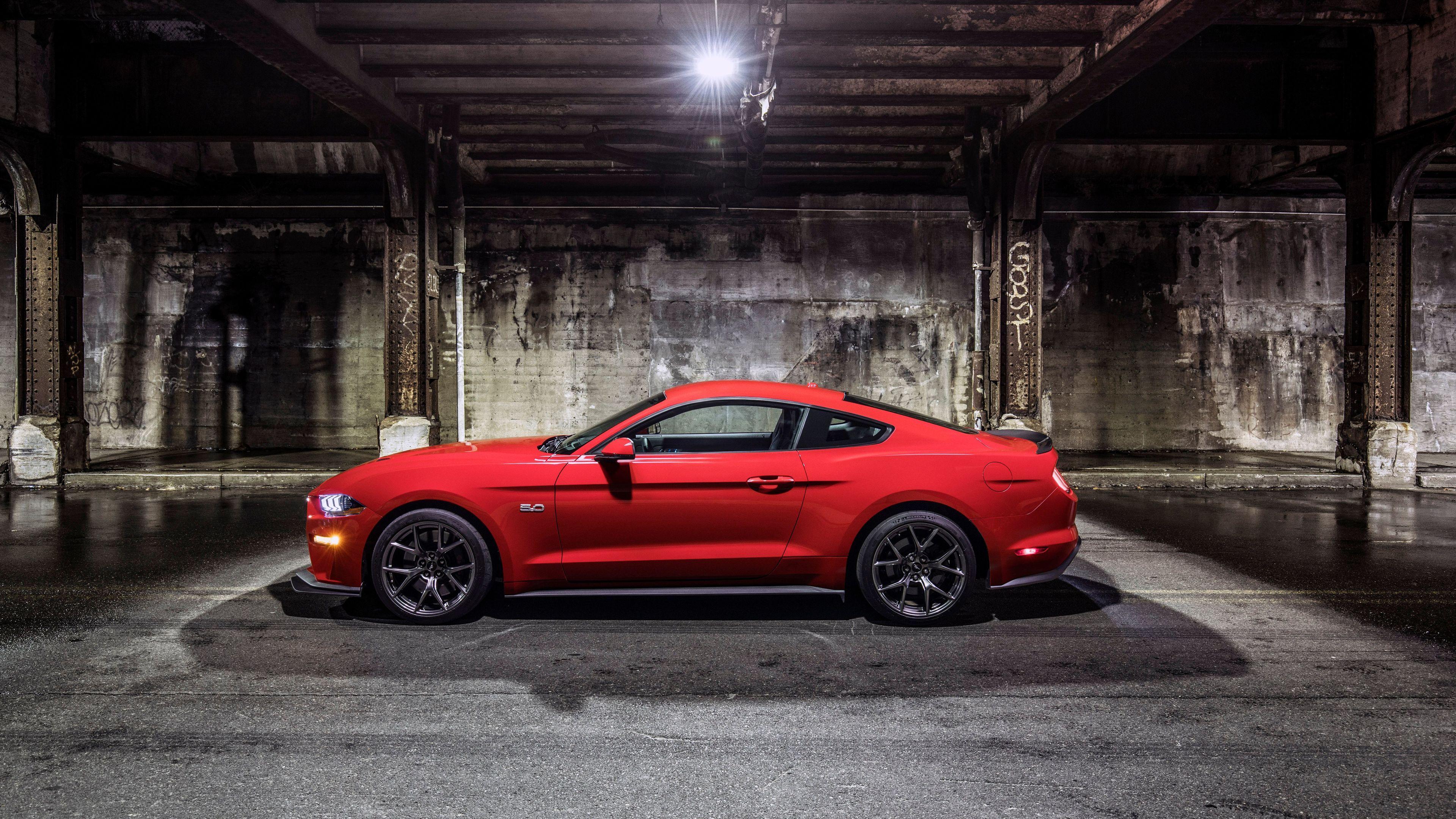 Wallpaper 4k 2018 Ford Mustang 5k 2018 Cars Wallpapers 4k