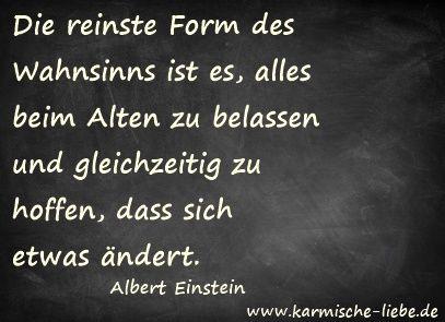 Liebe einstein zitate Albert Einstein
