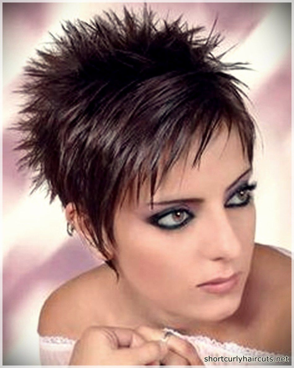 best pixie haircuts for round faces | short wedding