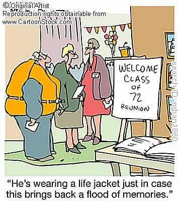 Welcome Class of '72 Renunion | Life Jackets in the News ...