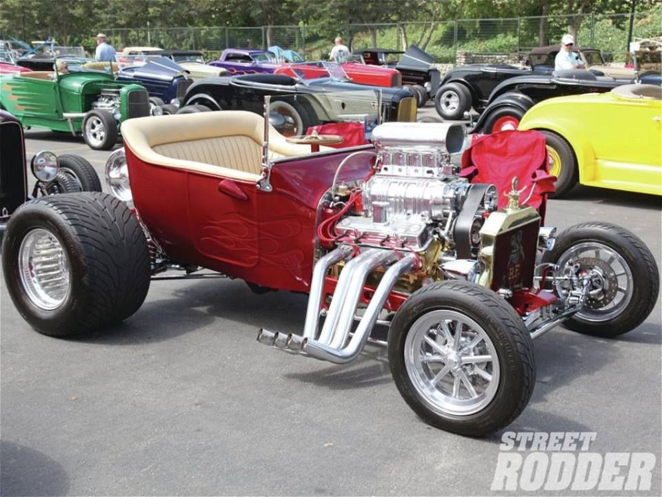 1924 Ford Model T Bucket Roadster Hot Rods Cars Muscle Hot Rods Cars Hot Cars