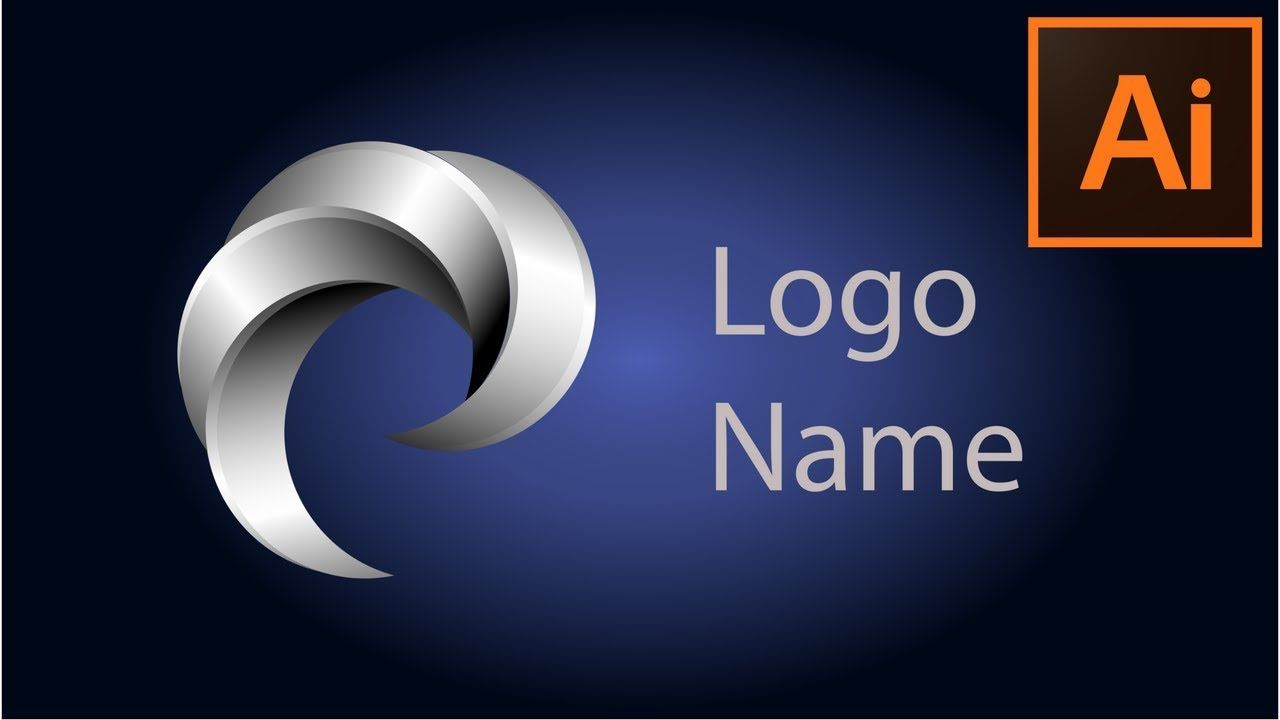 How to Make a Very Cool Spiral Logo Design in Adobe