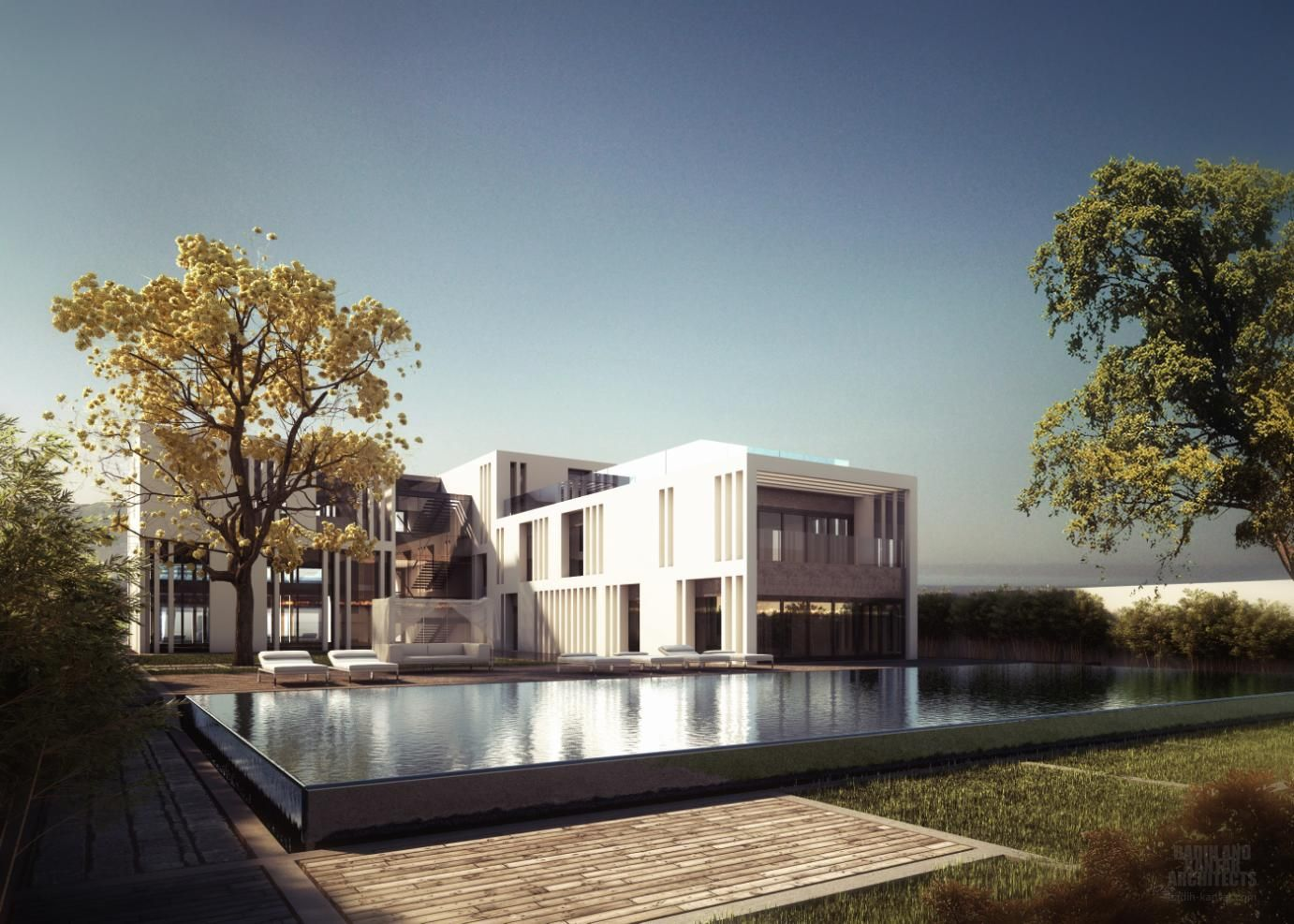 Contemporary Architecture in Lebanon by Bahid and Kantar ...
