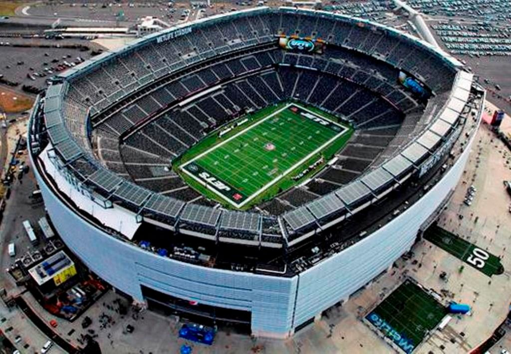 MetLife Stadium is an American sports stadium located in