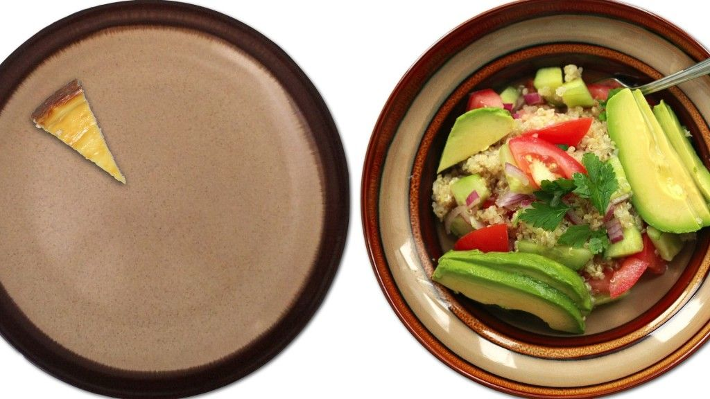 Caloric restriction vs. plant-based #diets