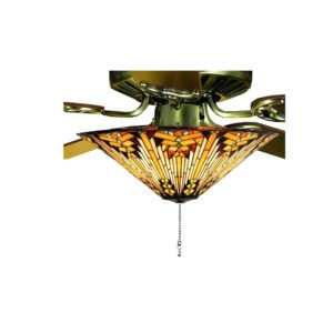 Ceiling fan tiffany light covers httpautocorrect pinterest ceiling fan tiffany light covers aloadofball Choice Image