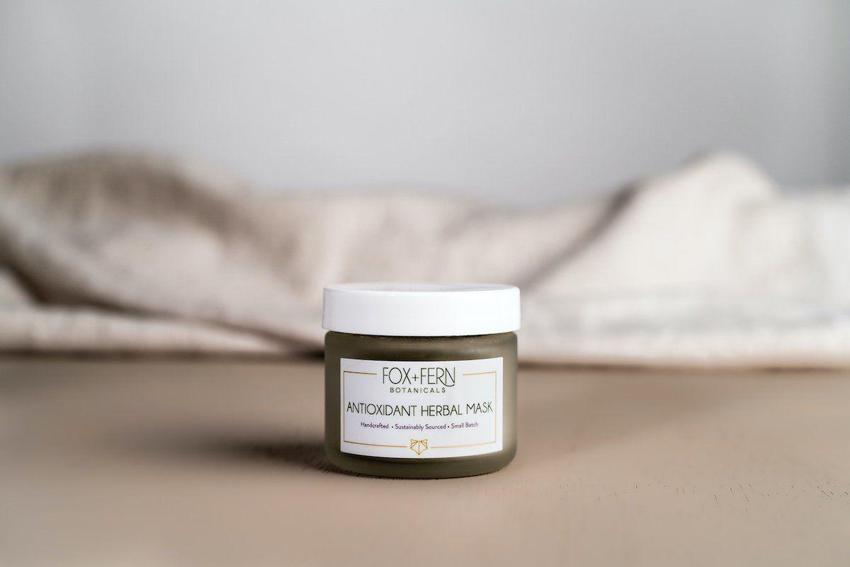 Photo of Antioxidant Herbal Mask
