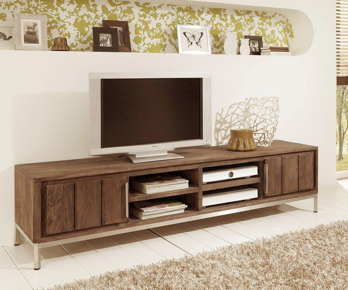 tv m bel holz catlitterplus. Black Bedroom Furniture Sets. Home Design Ideas