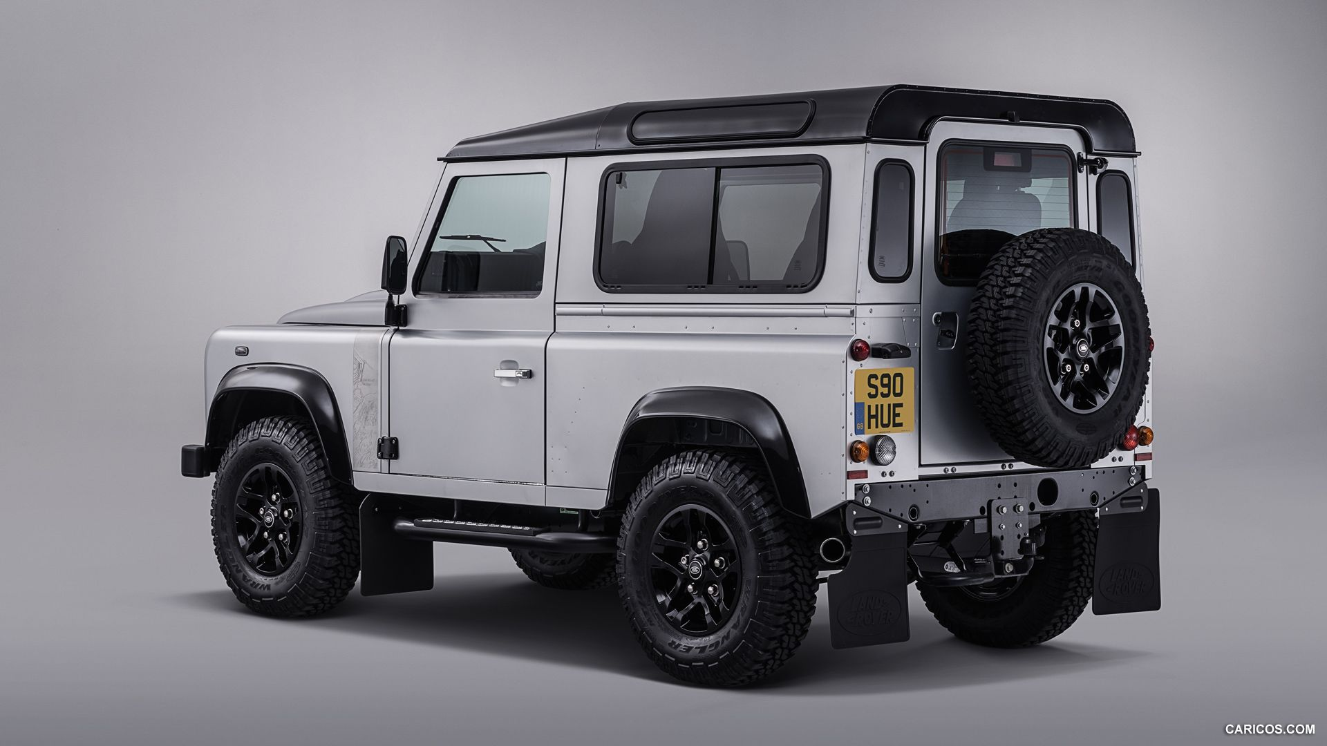 2015 Land Rover Defender No. 2,000,000 Wallpaper 랜드로버