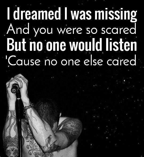 Song Lyrics 777 Linkin Park Leave Out All The Rest Song Lyrics Rock Music Quotes Lyrics Park Quotes