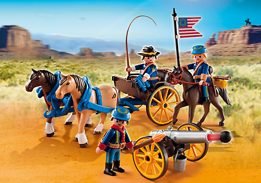 Horse Drawn Carriage With Cavalry Rider Pm Canada Playmobil Canada Playmobil Horse Drawn Western Horse