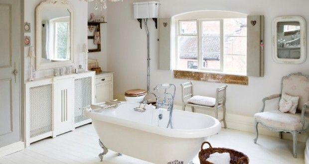 Bagno Shabby ~ Shabby chic bathrooms inspiration designs stylish family