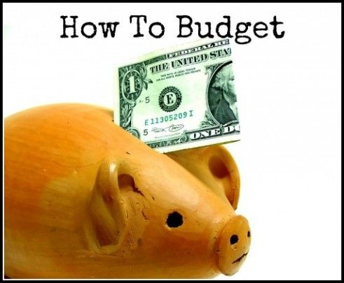 How To Budget--The Peaceful Mom
