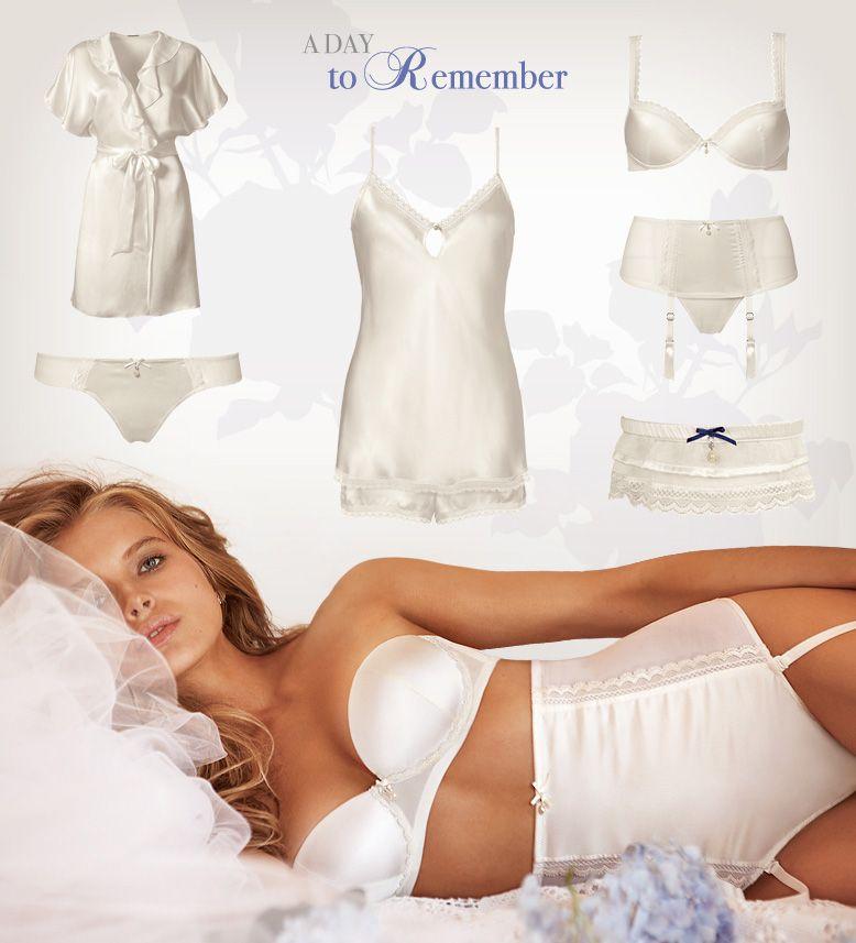 149bf6ca0e Intimissimi bridal collection <3 | Wedding-Bridal (+) Lingerie ...