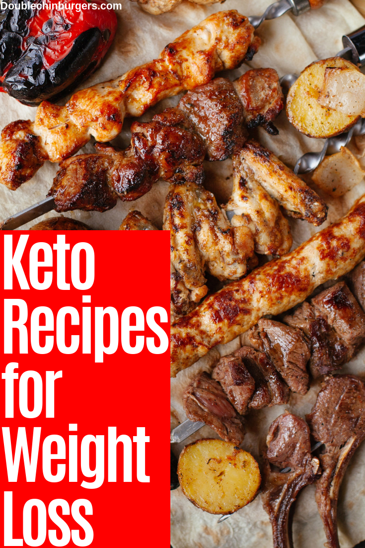 Keto Recipes for Weight Loss images